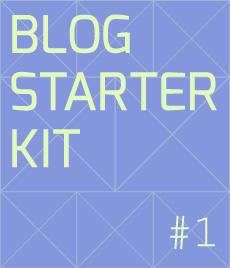 Blog Starterkit #1