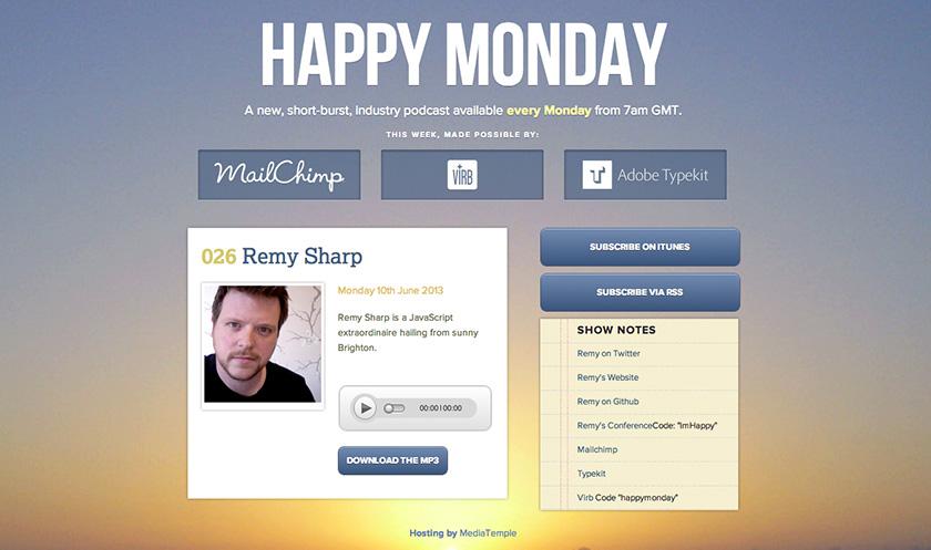 Happy Monday Podcast