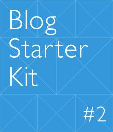 Blog Starterkit Teil 2