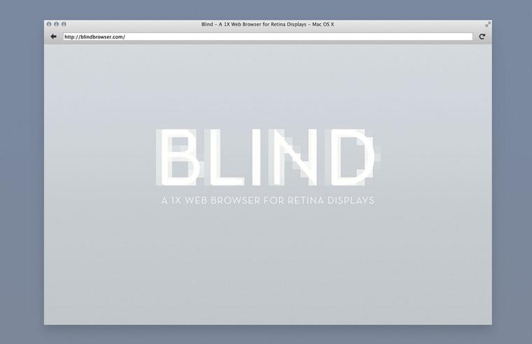 Browser Testing Tool für Retina Macs.