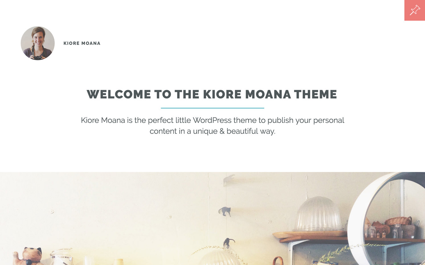Kiore Moana WordPress Theme