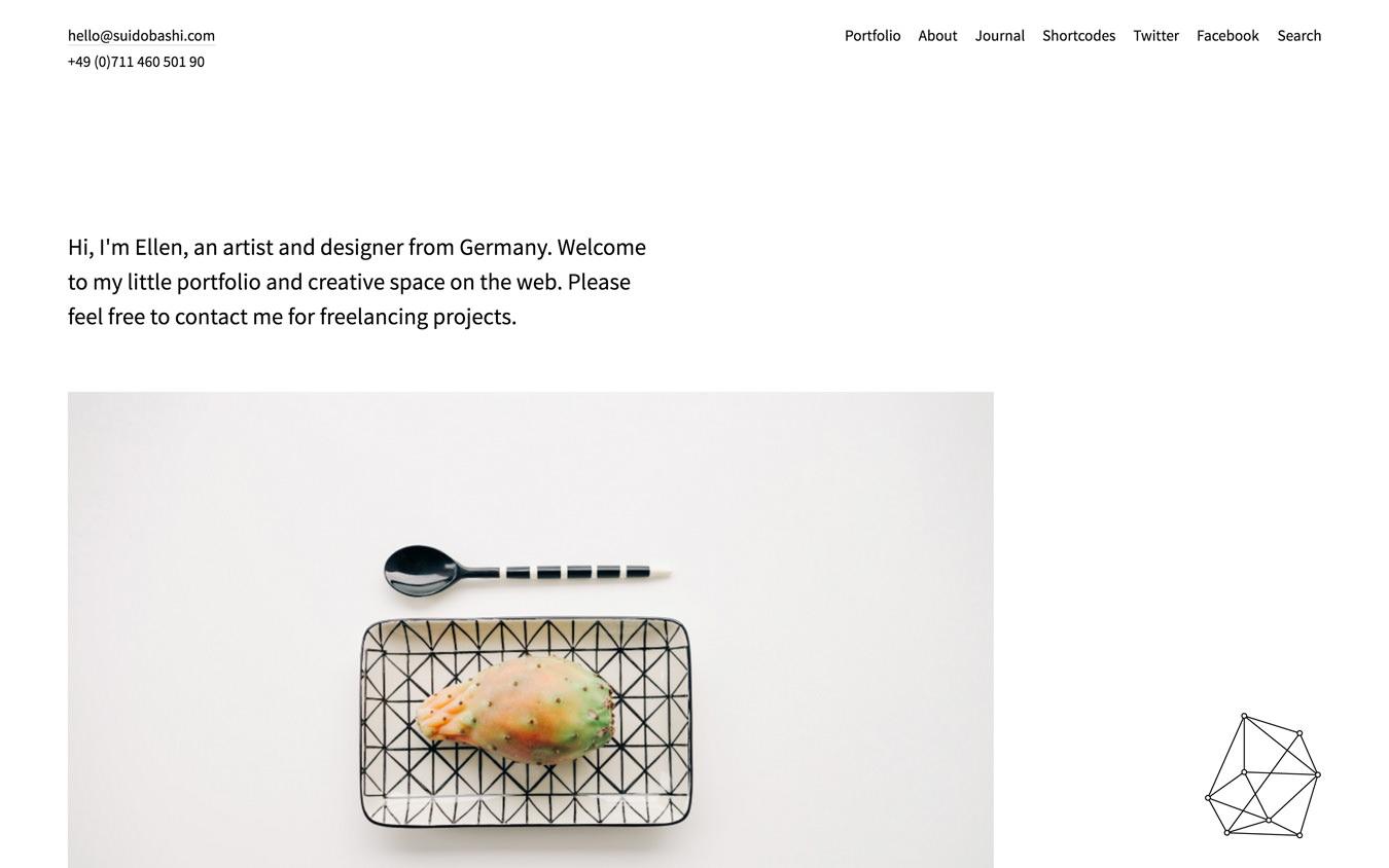 Suidobashi WordPress Theme