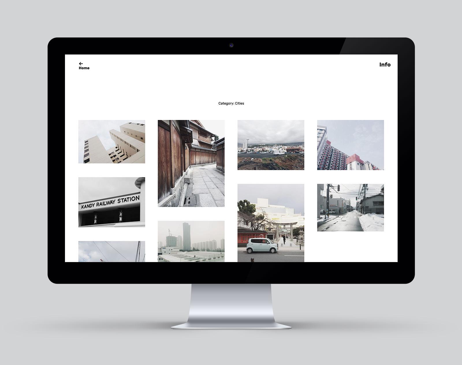 Werkstatt WordPress Fotografie Theme