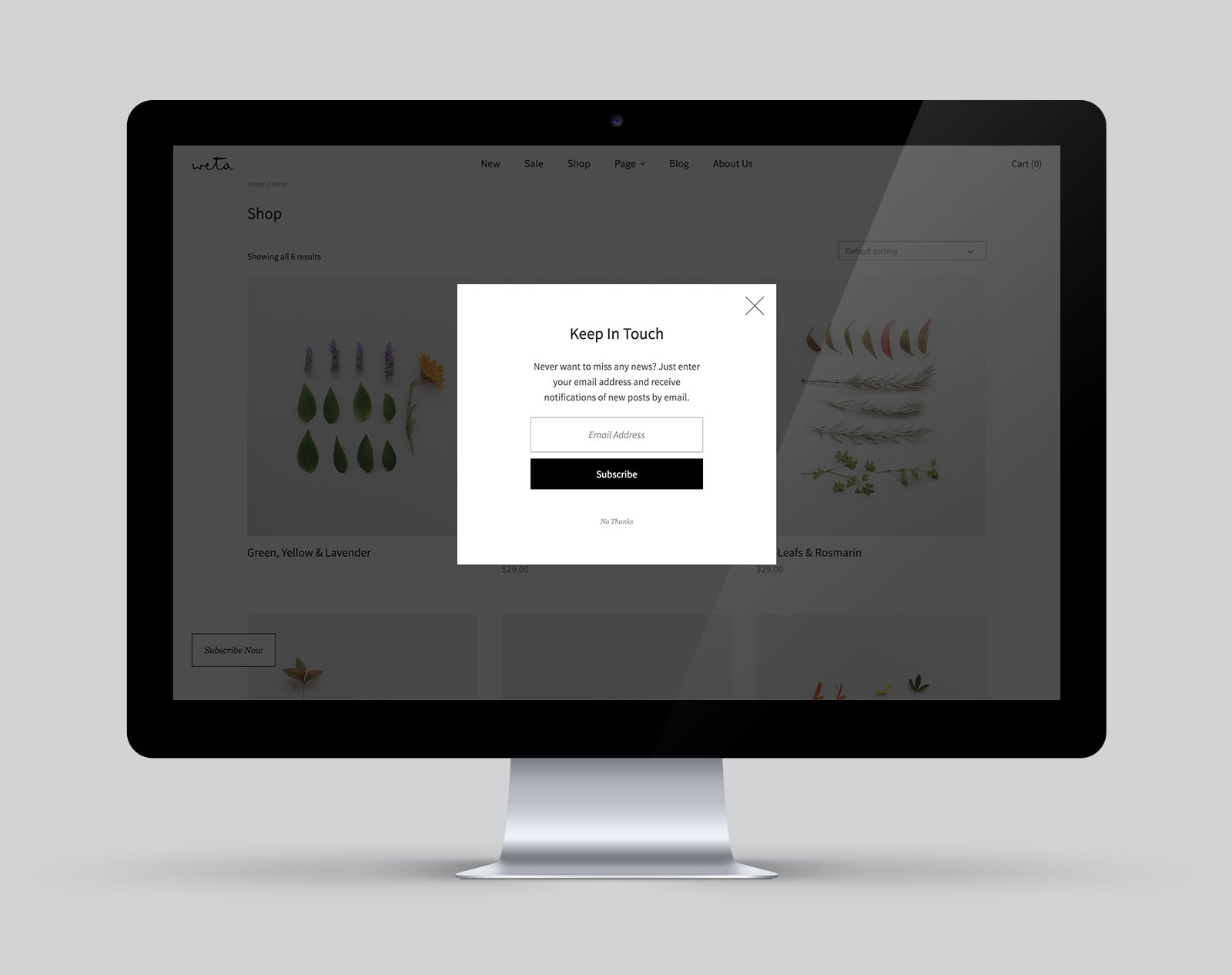 Weta WordPress Magazine eCommerce Theme
