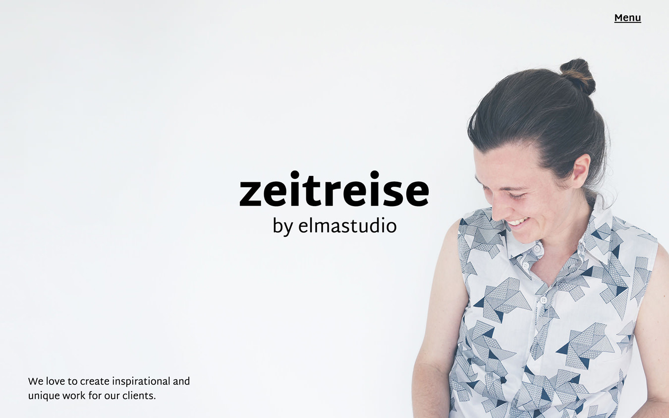 Zeitreise WordPress Theme