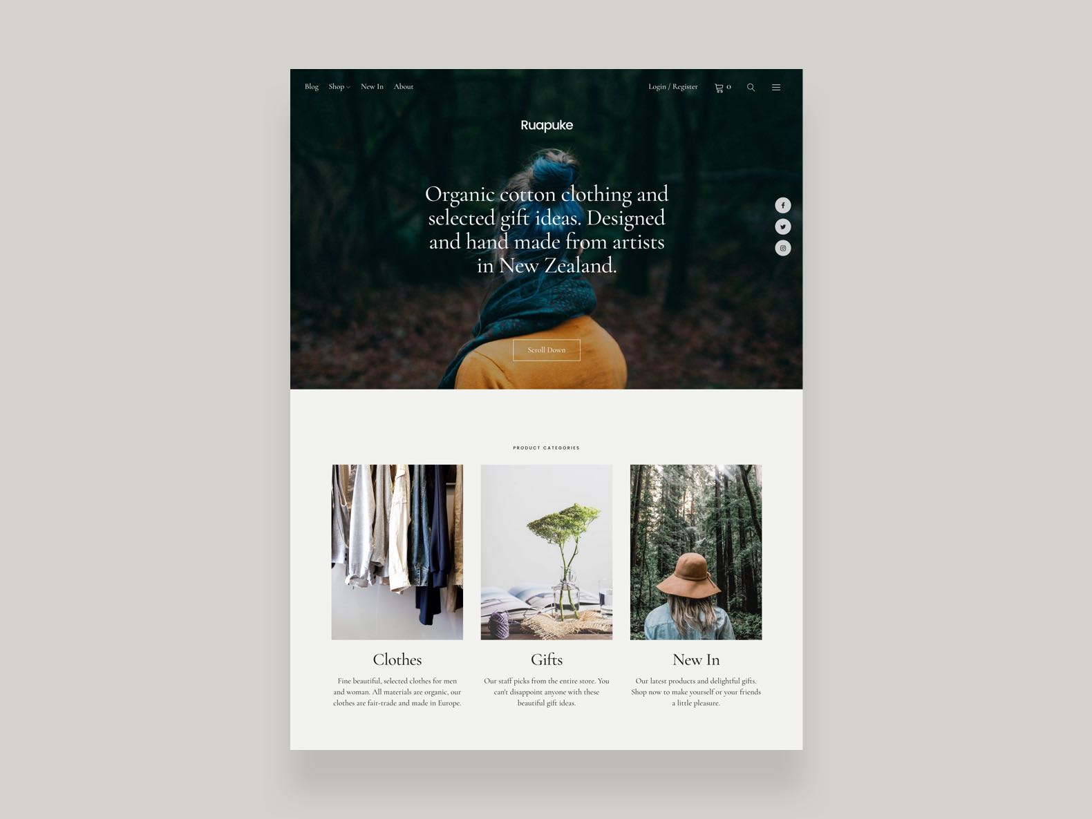 Uku WordPress Theme