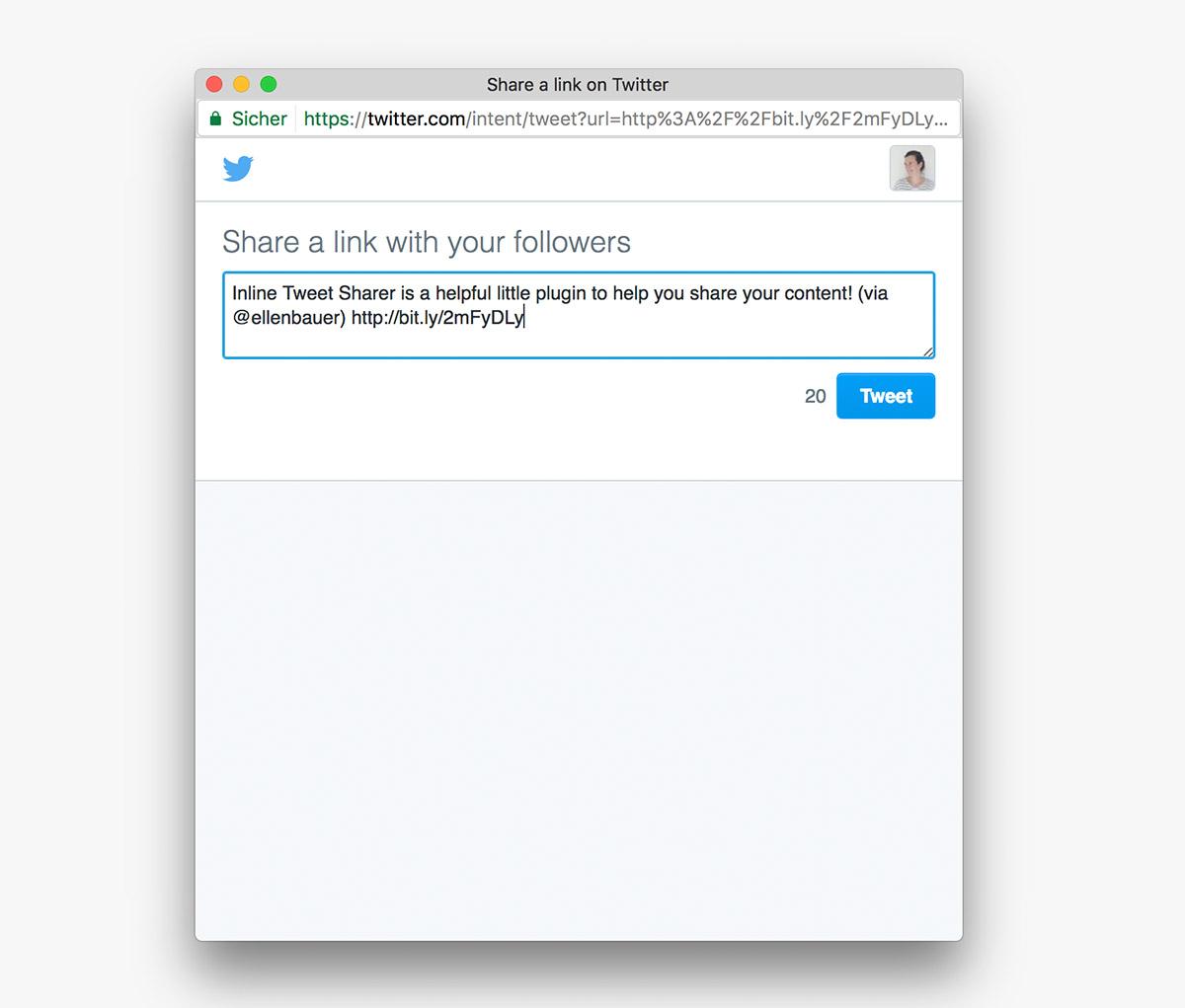 WordPress Plugin Tip: Include Tweetable Text Links In Your