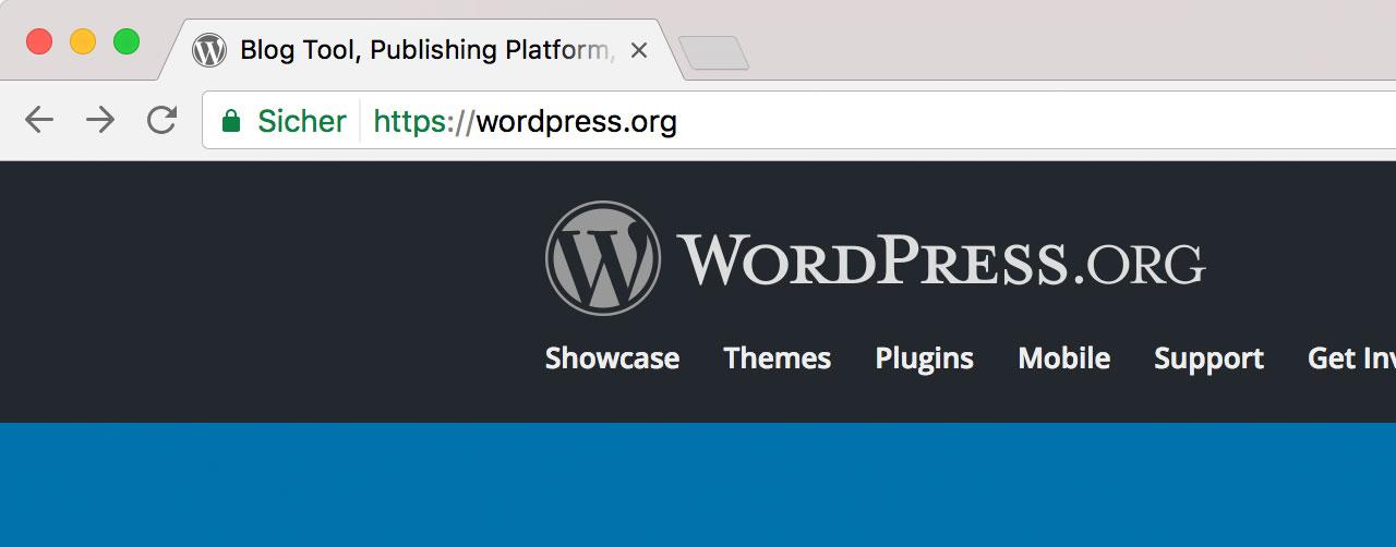 WordPress Webseiten auf HTTPS umstellen leicht gemacht – Elmastudio