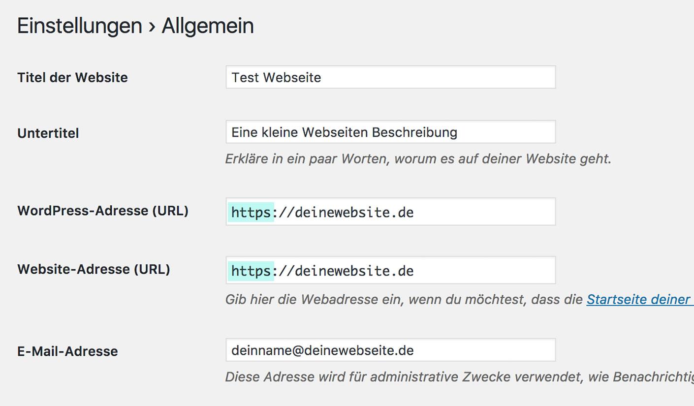 Wordpress Webseiten Auf Https Umstellen Leicht Gemacht Elmastudio