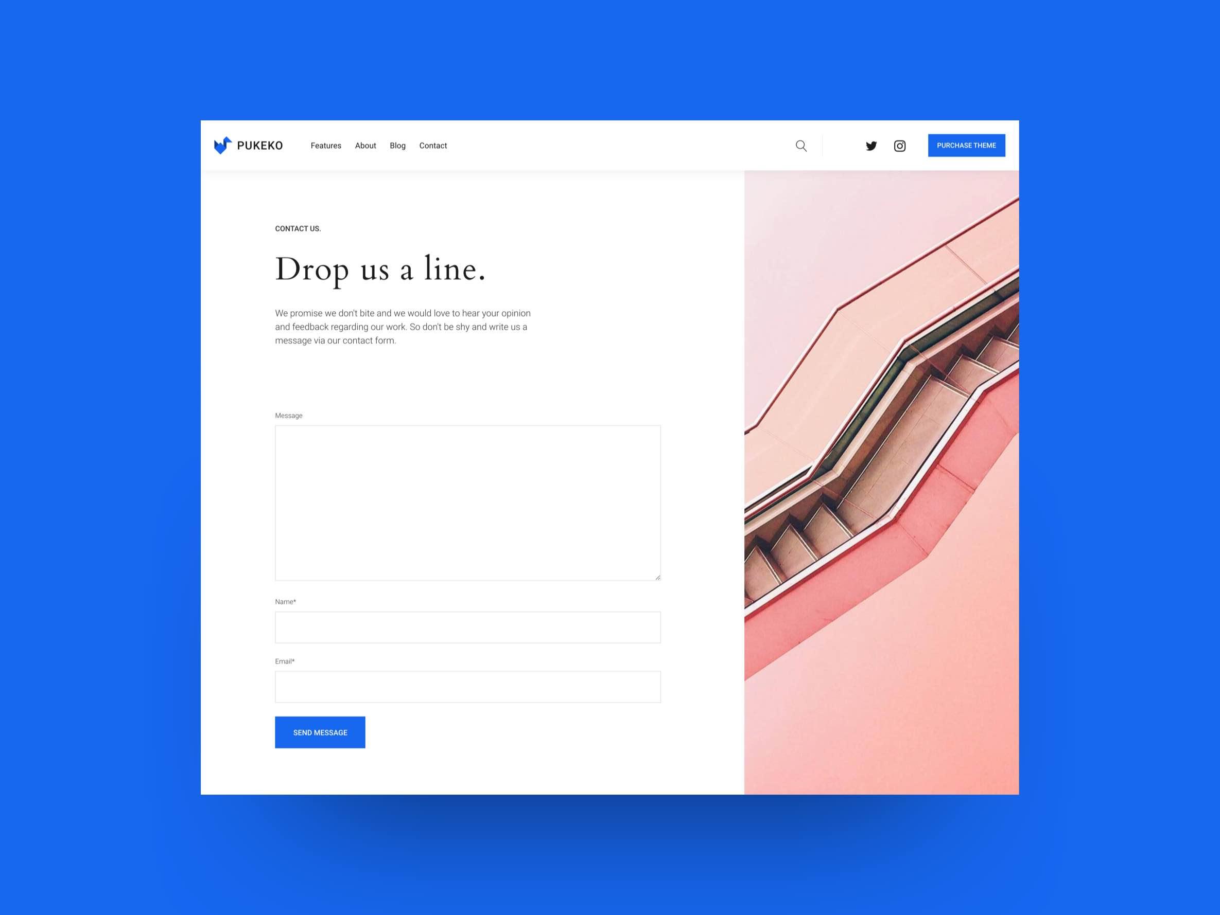 Pukeko – Designsystem und neue WordPress Theme Generation – Elmastudio