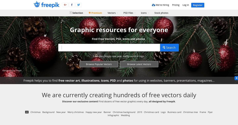 freepik ist eine der grosseren webseiten fur kostenlose vektorgrafiken freepik bietet taglich hunderte neue vektoren in verschiedenen formaten an