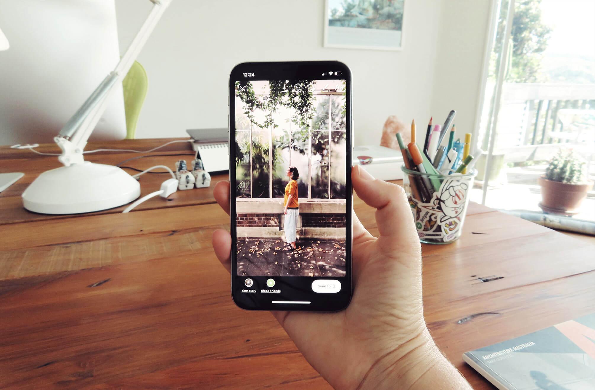 Creating Instagram Stories For Your Business – Elmastudio