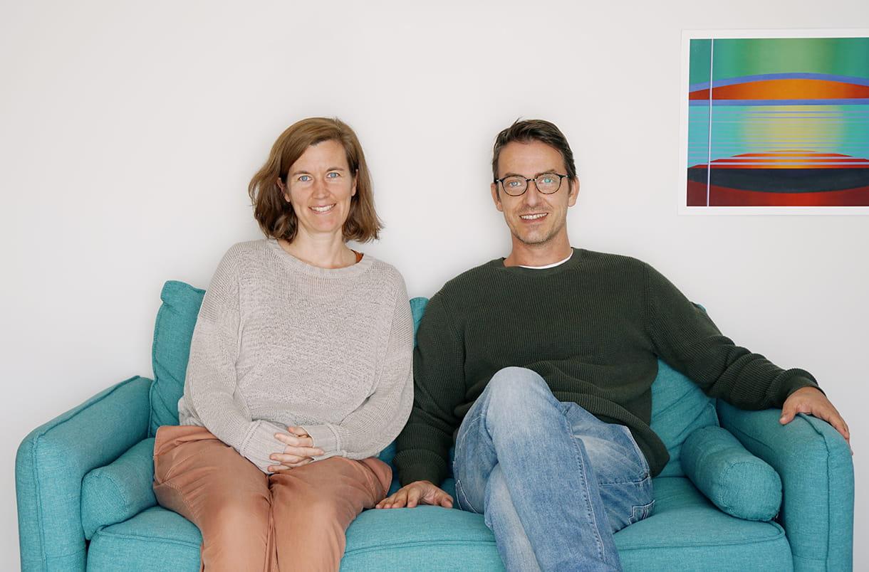 Ellen und Manuel von ElmaStudio